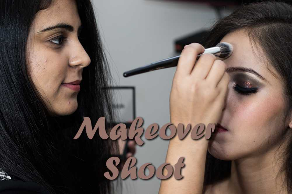 Makeover Shoot